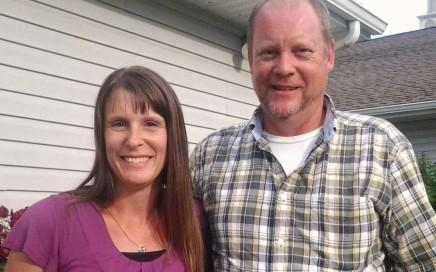 Pastor Rick and Karen Murray 6 2015